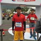 2015  1101 南京欢乐跑