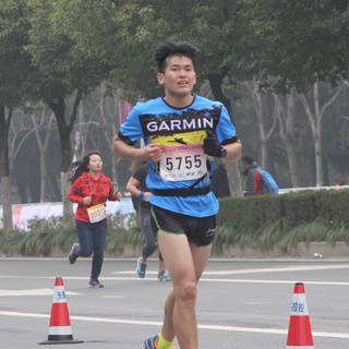 2015无锡国际马拉松赛