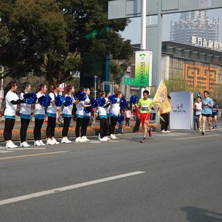 2010苏州环金鸡湖国际半程马拉松赛