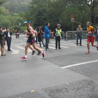 2014杭州国际马拉松