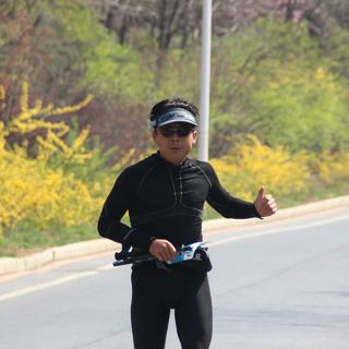 2014大连100公里越野赛