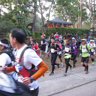 2013 Vibram香港100越野赛