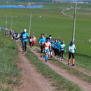 2015铁木真山地车挑战赛及国际草原马拉松极限挑战赛