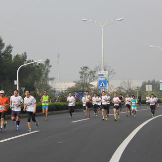 2015舟山群岛国际马拉松