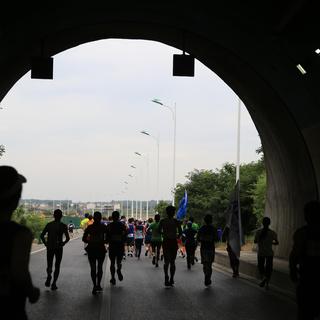 2014合肥(巢湖)马拉松邀请赛