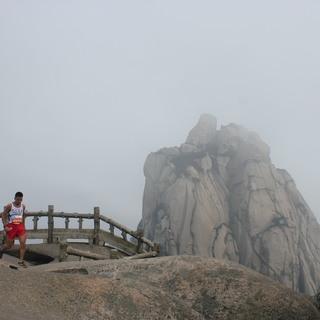 2015 天柱山全国登山赛