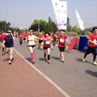 2015欢乐跑中国北京站