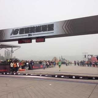 2014慢跑英雄联盟公益跑