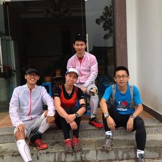 磨房@杭州第6届西湖环山50KM大型徒步活动