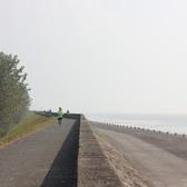18公里江堤处