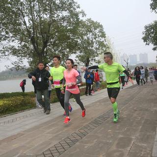 2016 武汉首届女子半程马拉松