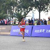 2015厦门马拉松21公里