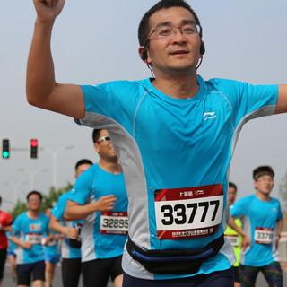 2015李宁10K路跑赛上海站