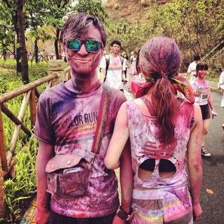 The Color Run  5K     深圳站