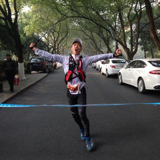 2013杭州西部越野赛