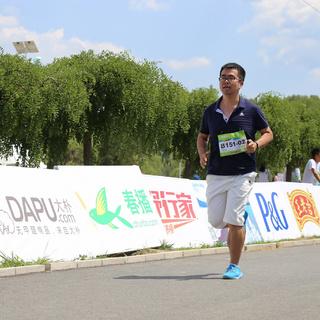2015要跑•24小时城市接力赛