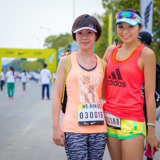 2016 耐克女子15公里广州站