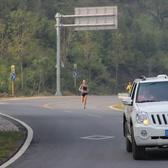 10:00前到达45、75、85公里三岔口处