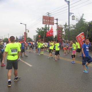 2015成都(崇州)街子古镇半程马拉松