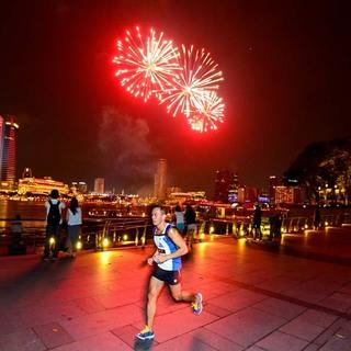 2015 新加坡日落马拉松