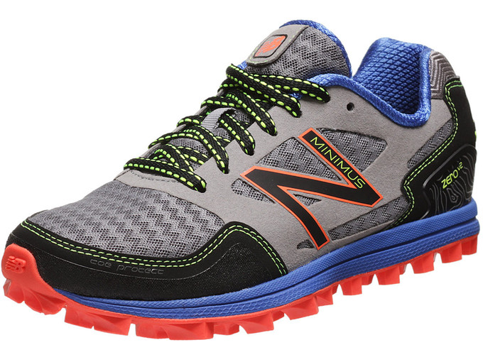 New Balance Zero v2 Minimus Trail 女鞋