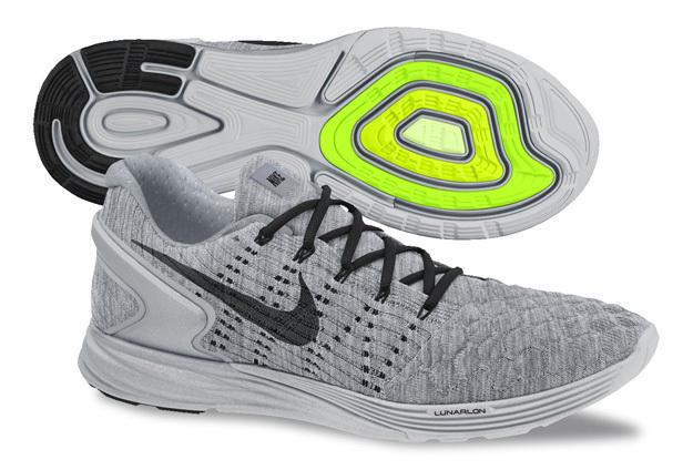 耐克Nike Flyknit Lunarglide 6