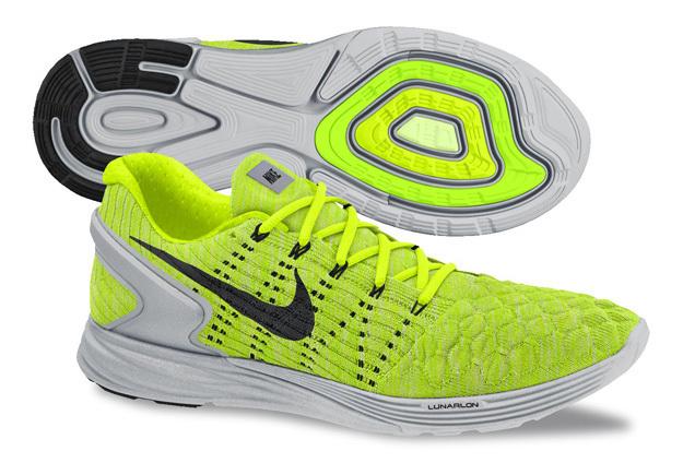 Nike Flyknit Lunarglide 6