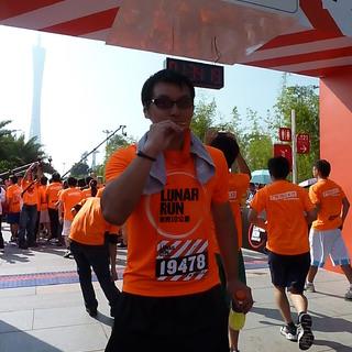 2011NIKE10KM挑战赛