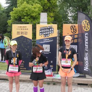 2015上海拉面杯10公里邀请赛