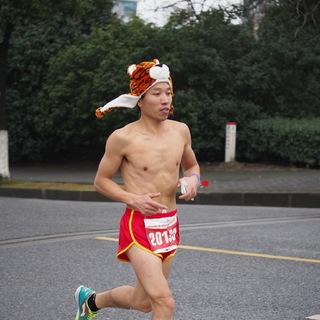 """2016闵行""""森马杯""""迎春健康吉祥跑"""