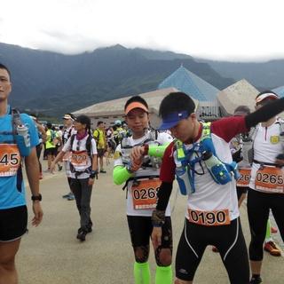 2015首届武功山越野赛
