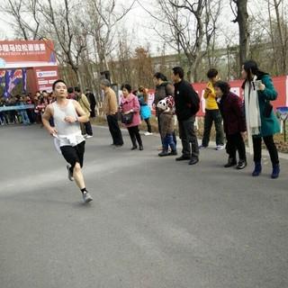 2014年元旦高科杯长株潭半程马拉松邀请赛