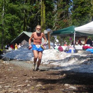 西部100英里耐力跑越野赛