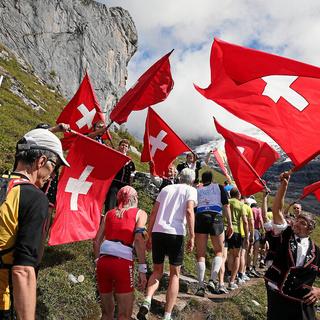 2015少女峰马拉松(jungfrau marathon)