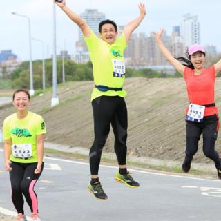2016 「艋舺杯」马拉松路跑赛