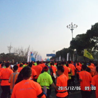 2015 镇江国际半程马拉松赛