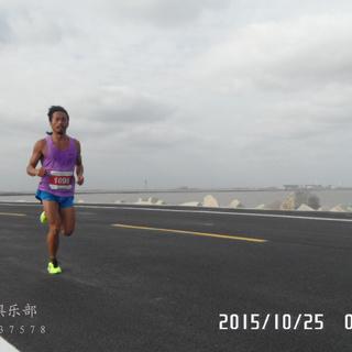 2015 连云港徐圩国际马拉松