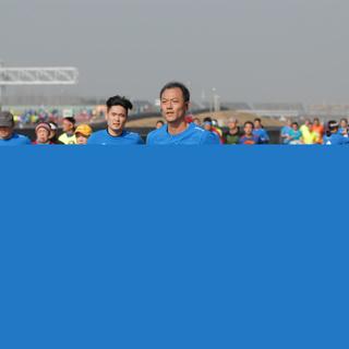 2016年蒸蒸日上四环跑