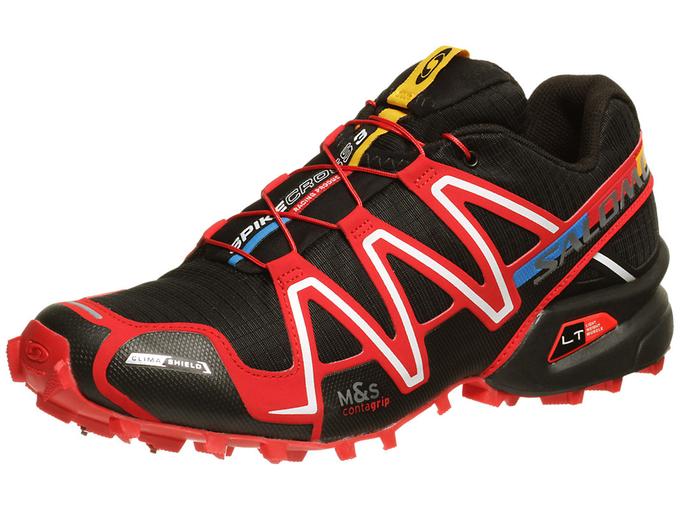 Salomon Spikecross 3 CS 男鞋
