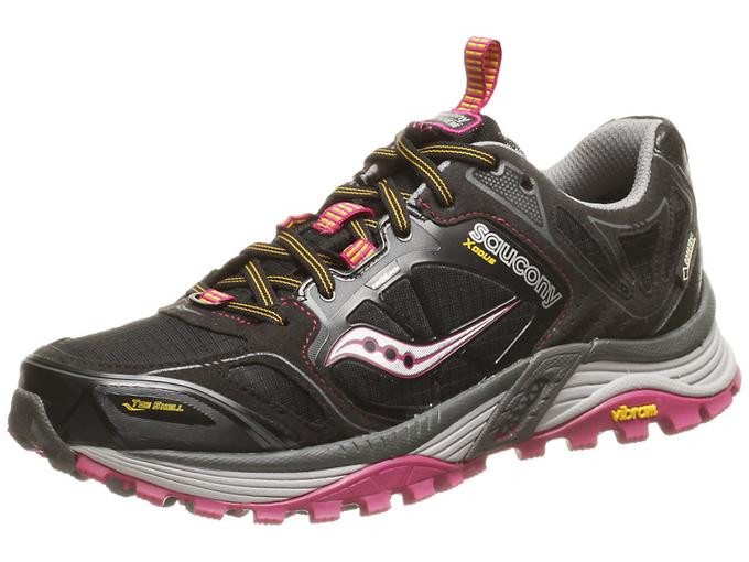 Saucony Xodus 4.0 GTX 女鞋