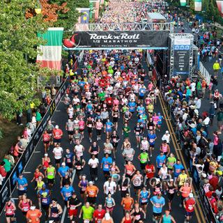 费城半程马拉松
