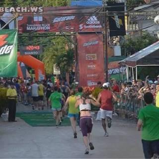 2014塔玛琳多沙滩马拉松(Tamarindo Beach Marathon)