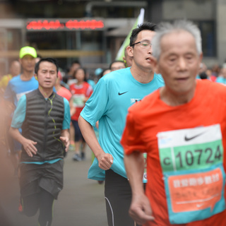 2014上海马拉松