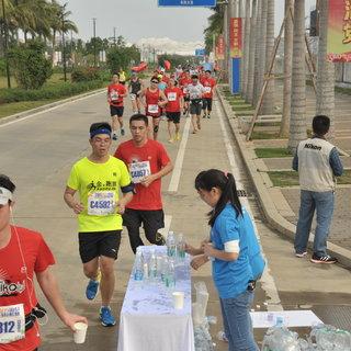 2016海口马拉松