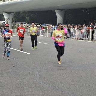 2016 厦门国际马拉松赛
