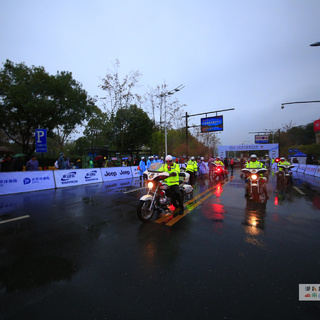 2015 千岛湖马拉松