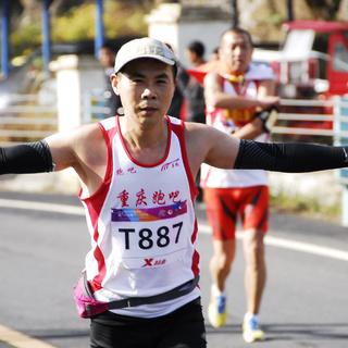 2014贵州环雷公山超100公里跑国际挑战赛