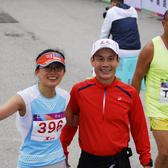 2014貴州環雷公山超100公里國際挑戰賽之20141108-雷山 終點之2