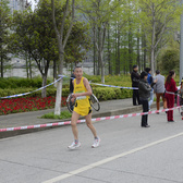终点前五百米 11:39-11:04