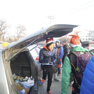 2015大连TUTU冬季马拉松接力赛